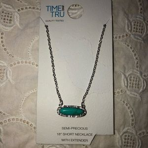5/$25 new Turquoise necklace